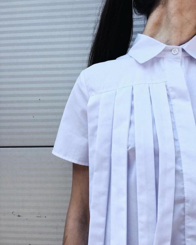 модные платья-рубашки лето 2017 купить