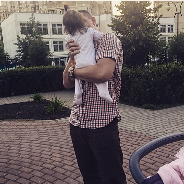 курбан омаров с дочкой