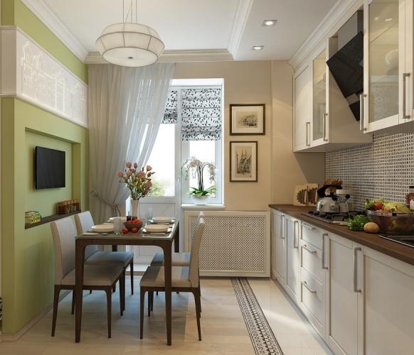 дизайн барных стоек для кухни