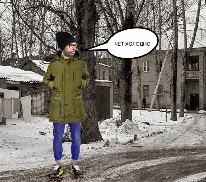 антитренды-2017: голые щиколотки зимой