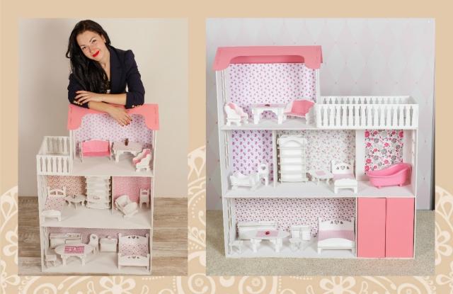 Почему главный бухгалтер решила делать кукольные домики. Бизнес-история мамы-карьеристки - фото №8