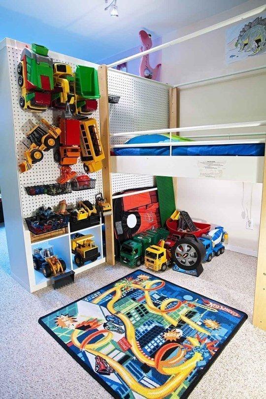 Как оригинально оформить детскую комнату: 10 идей дизайнера - фото №2