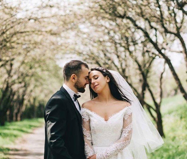 свадьба джамалы фото