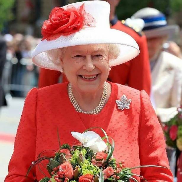 королева елизавета не придет на свадьбу меган маркл и принца гарри
