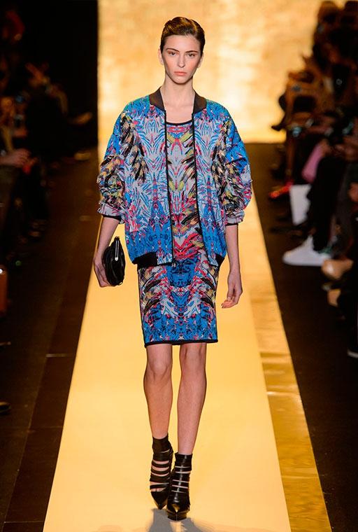 Начало Недели моды в Нью-Йорке Макс Азрия
