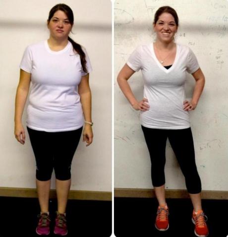 Французская диета: фото результаты до и после
