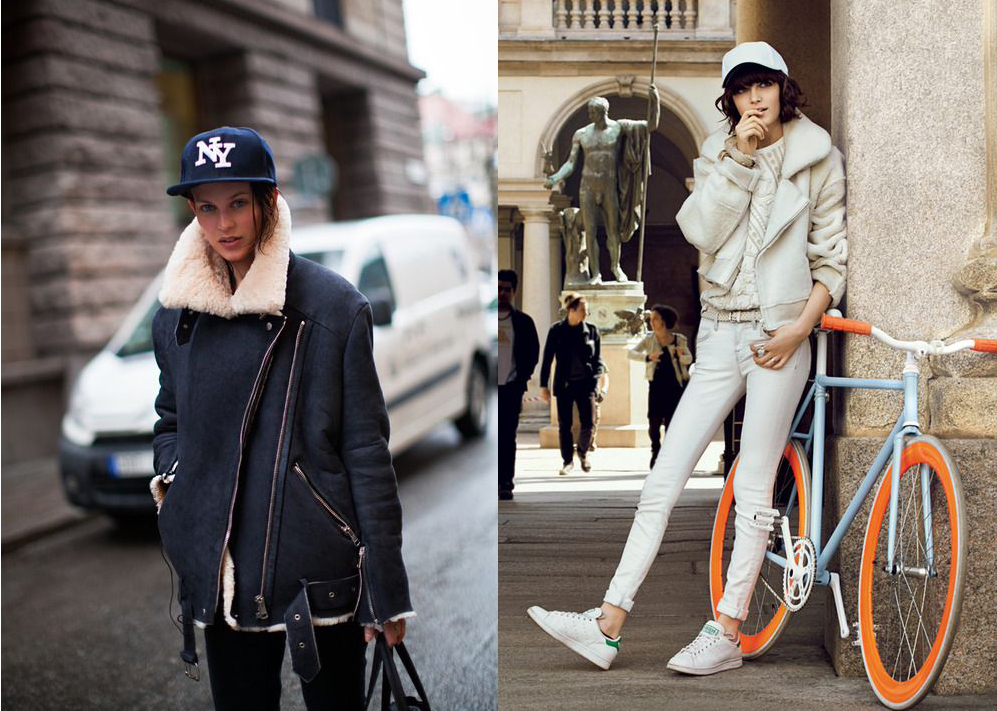 Как одеваться в спортивном стиле зимой - фото №2