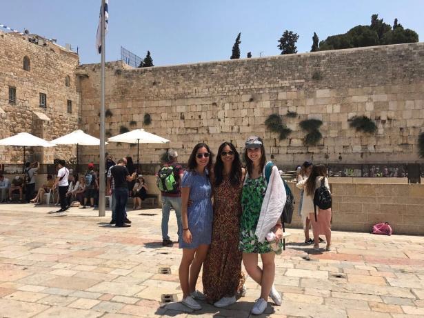 Поездка в Израиль с Таглит