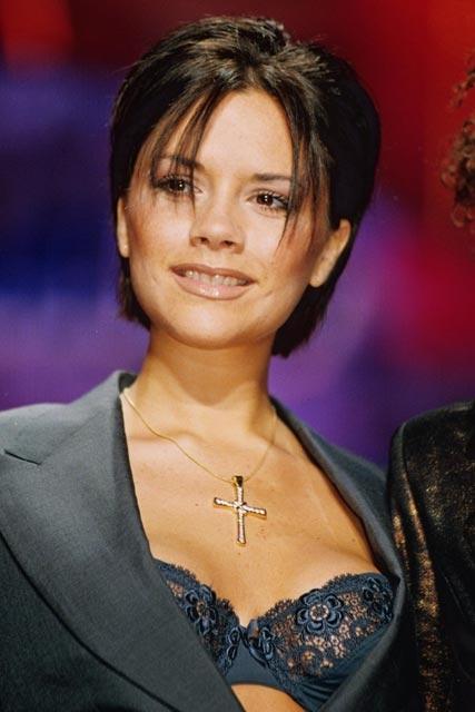 Виктория Бекхэм 2000 год