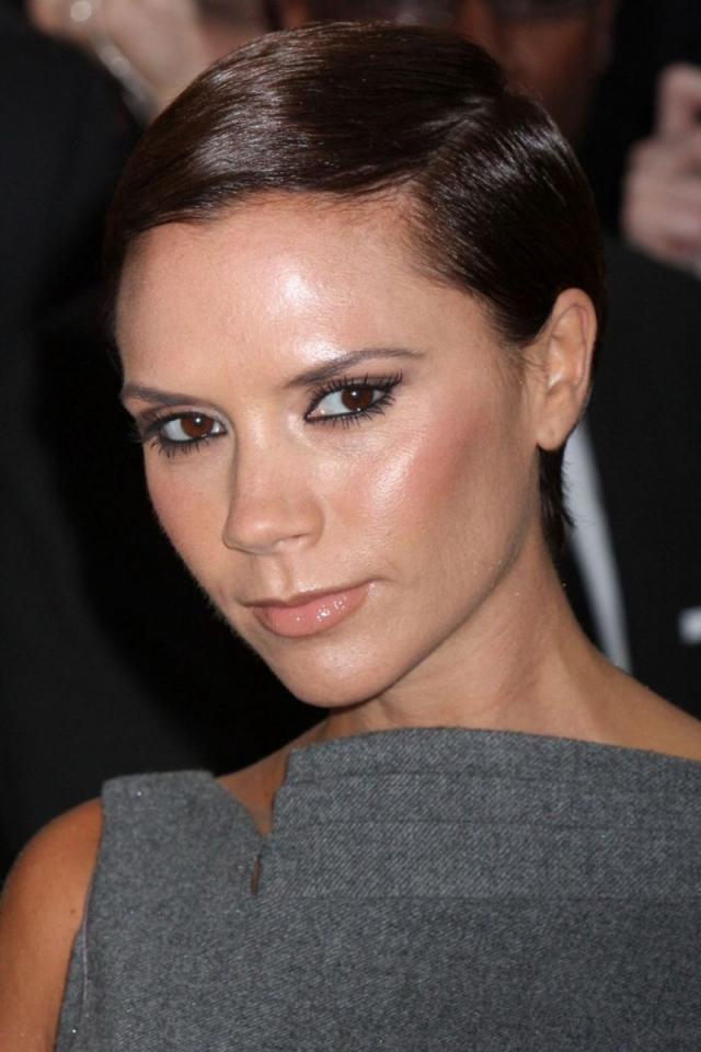 Виктория Бекхэм 2008 год