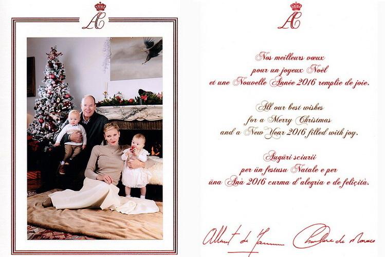 открытка из Монако