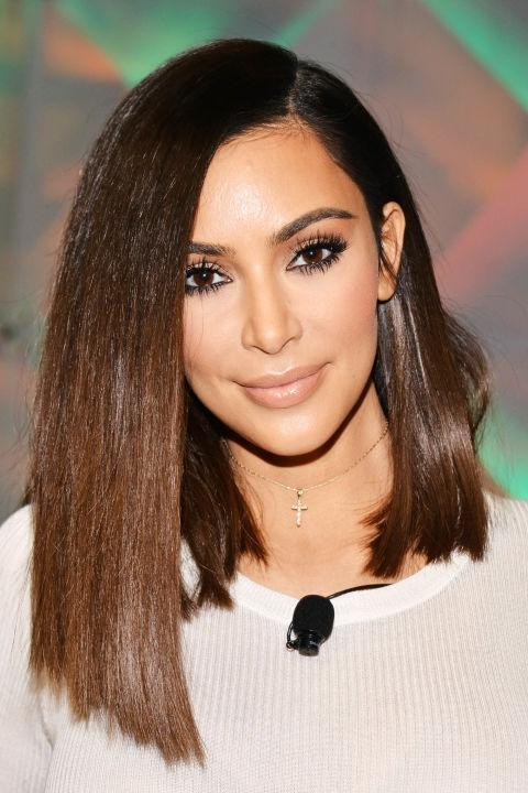 Ким Кардашьян 2016 год