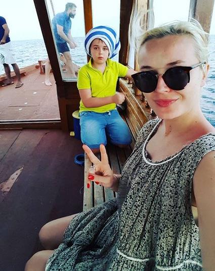 Беременная Полина Гагарина на Мальдивах интригует пляжными ФОТО - фото №2
