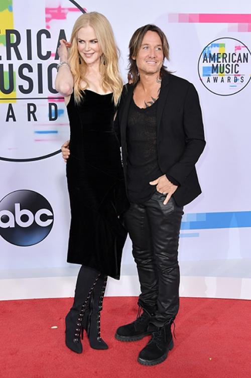 American Music Awards 2017 кит урбан
