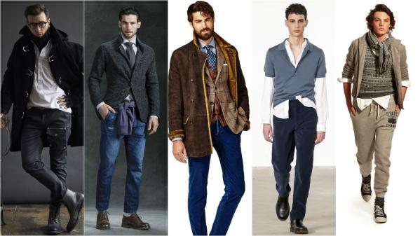 9459ceee4c0d552 Модные мужские рубашки осень-зима 2016-2017: как и с чем носить