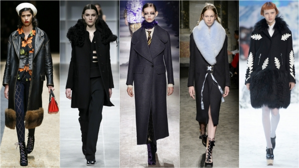 стильное пальто осень-зима 2016 2017