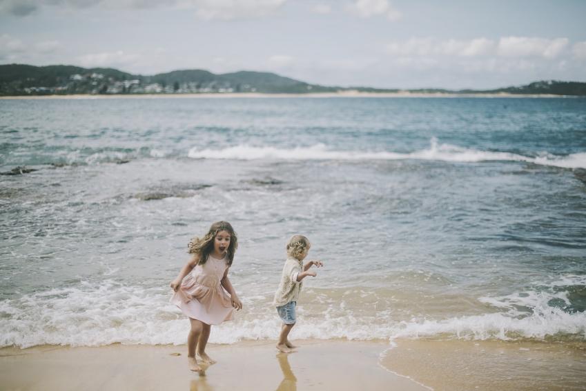 загрязнение окружающей среды дети море