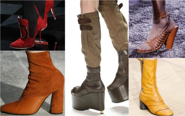 3f43289f9e49 Модная женская обувь на осень 2016: какую обувь купить на осень 2016