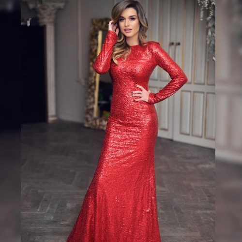 платье на новый год