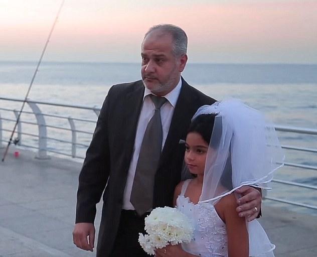 девочка стала невестой в 12 лет