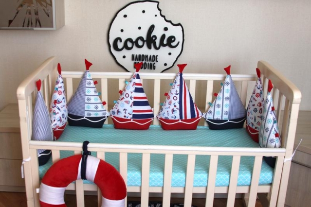 Cookie,  детский текстиль