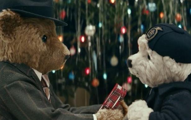 медведи Дорис и Эдвард