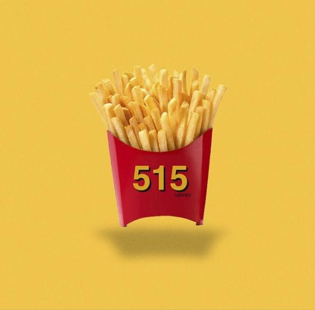 Сколько калорий в самых популярных продуктах: от колы до картошки фри и жвачки - фото №2
