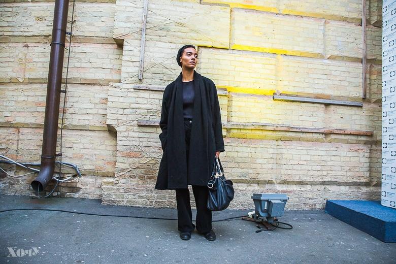 Ukrainian Fashion Week: лучшие street style образы 39-го сезона Недели моды в Украине