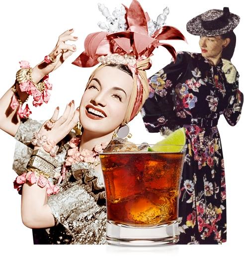 Мир как коктейль: что общего у моды и алкоголя