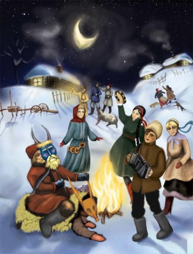 поздравления с рождеством в стихах 2019