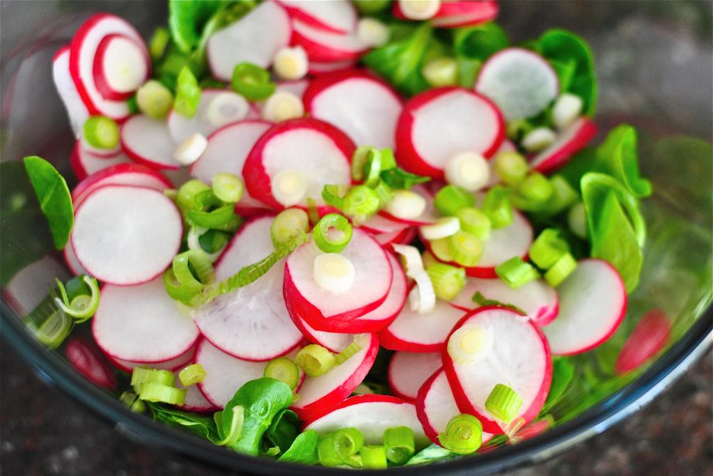 Рецепт салата вкусный
