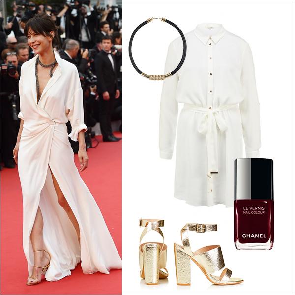 Софи Марсо: одеться как француженка