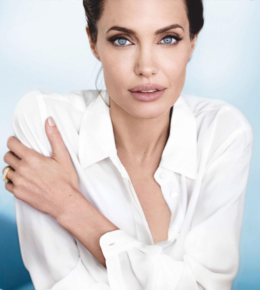 Секреты счастья от Анджелины Джоли - фото №1