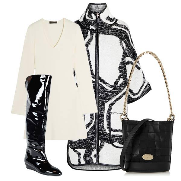 Что носить осенью 2015: модные тренды