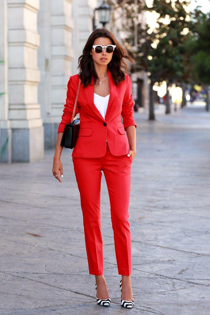 Fashion-гид: с чем носить красные брюки