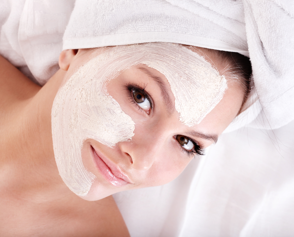 маска для лица с витамином Е