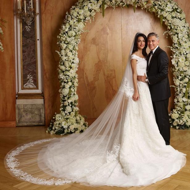 джордж и амаль клуни поженятся во второй раз