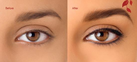 Как сделать стрелки для разной формы глаз - фото №7