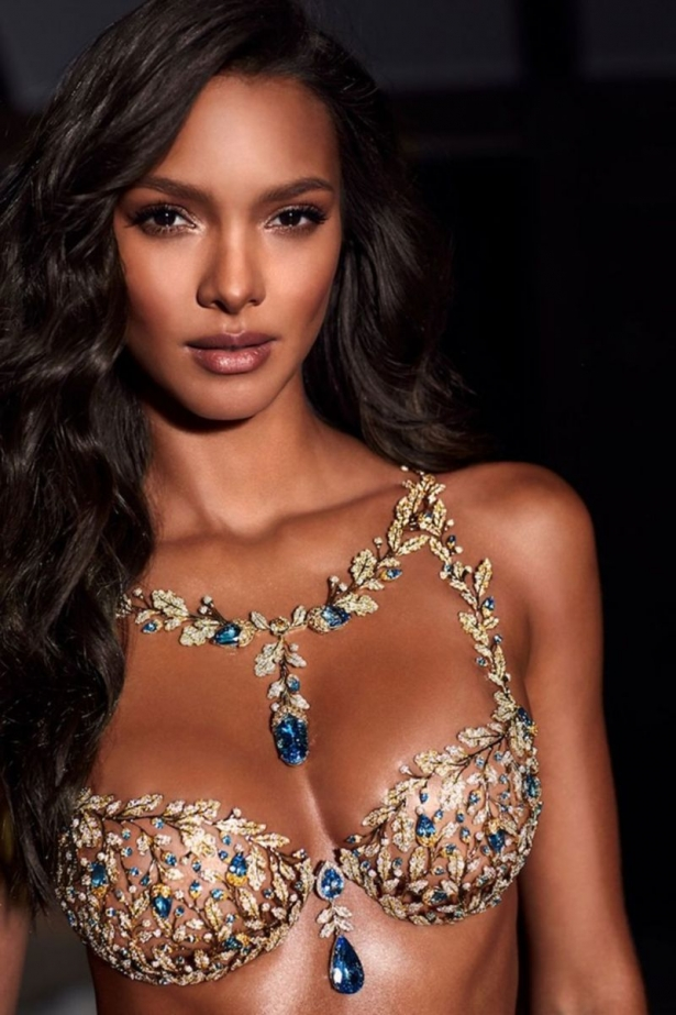 Fantasy Bra Victoria's Secret-2017