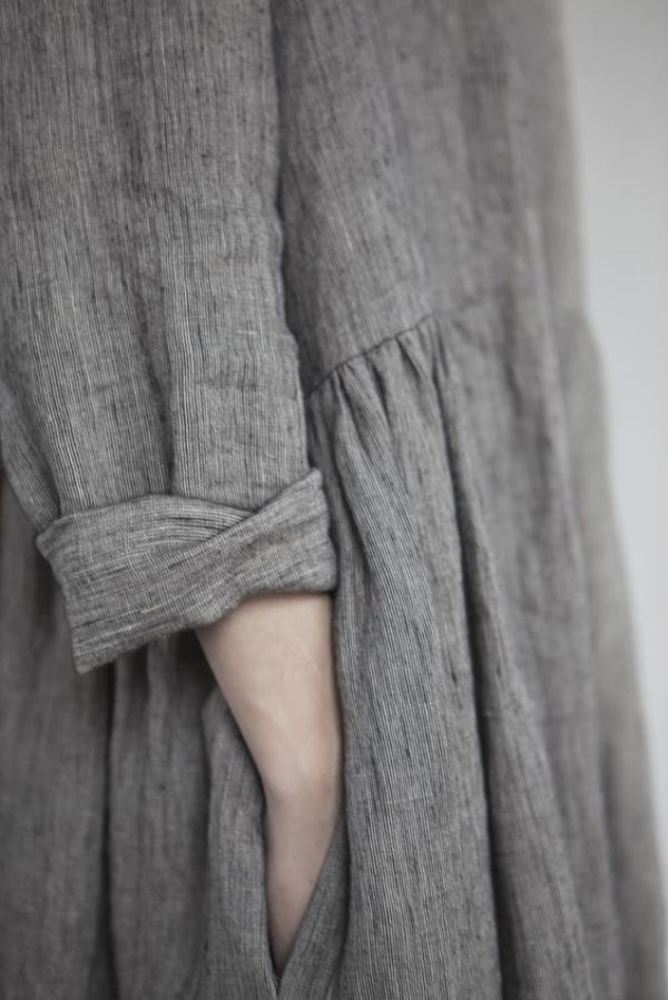 Льняная одежда на лето: модно и практично - фото №1