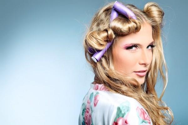 Укладка на бигуди: какие они бывают и какие выбрать, чтобы уложить волосы самостоятельно - фото №8