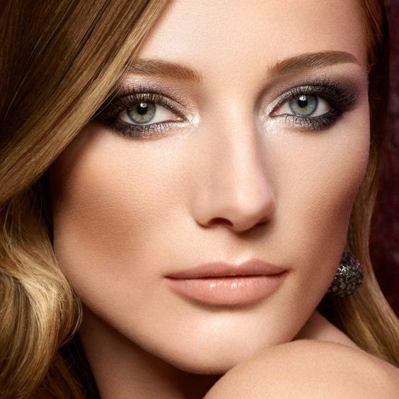 Тонкости макияжа: какие оттенки подойдут для серых глаз (+ВИДЕО) - фото №2