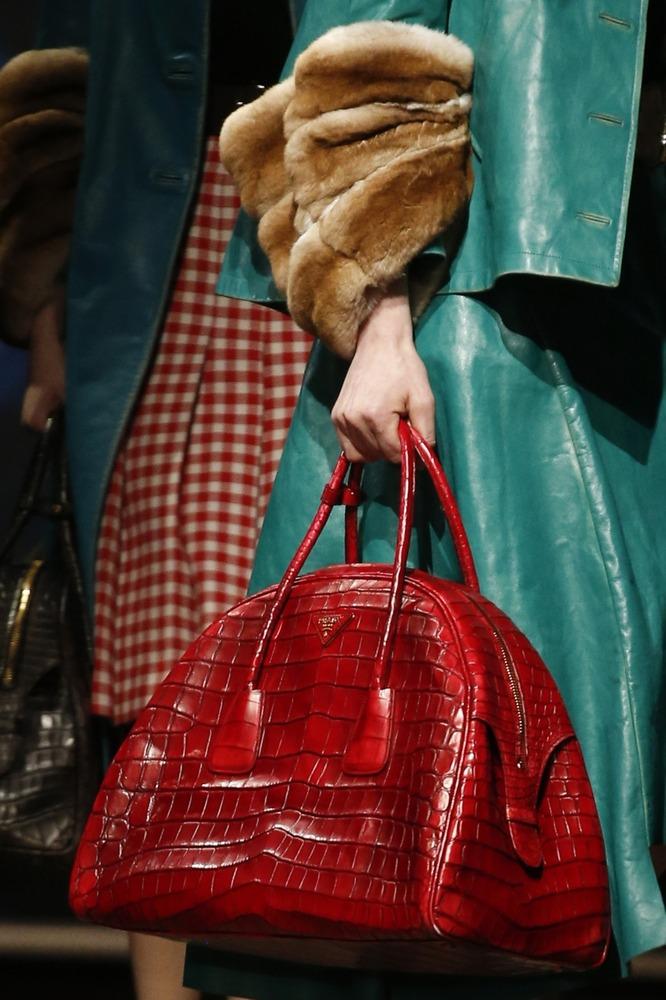 Неделя моды в Милане: показ Prada FW 2013-2014 - фото №9
