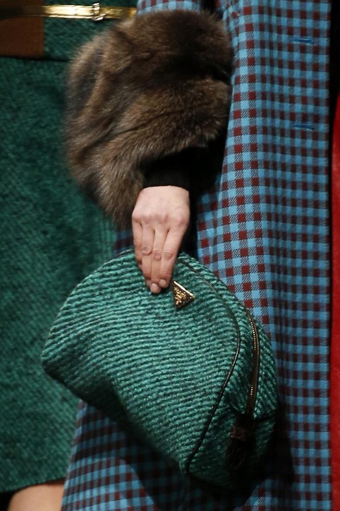Неделя моды в Милане: показ Prada FW 2013-2014 - фото №10