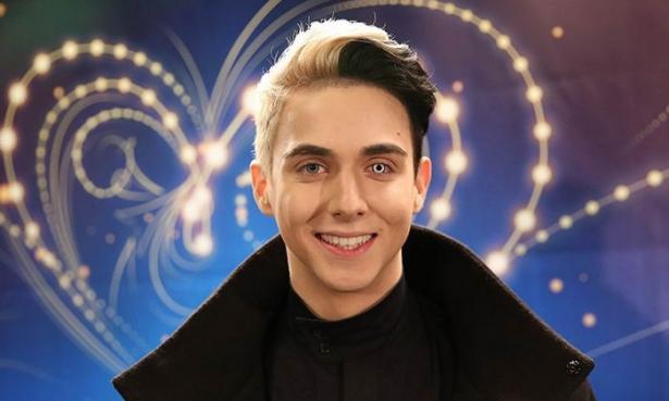 Евровидение-2018 MELOVIN