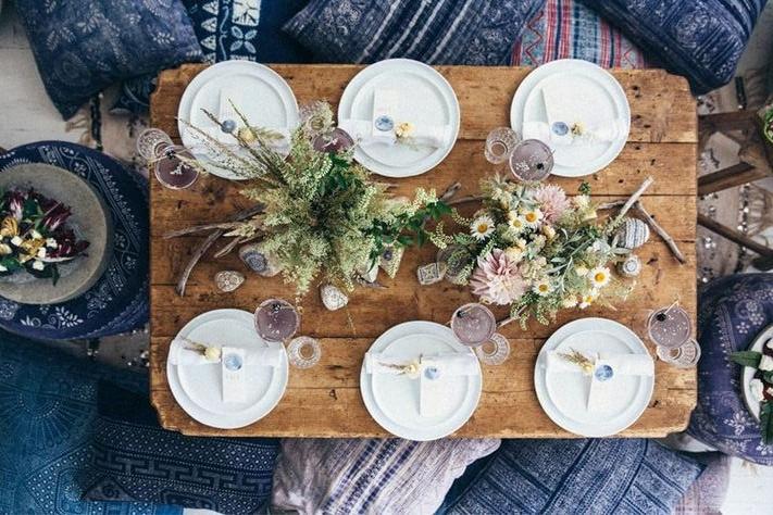 Как устроить красивый пикник: фотоидеи - фото №1