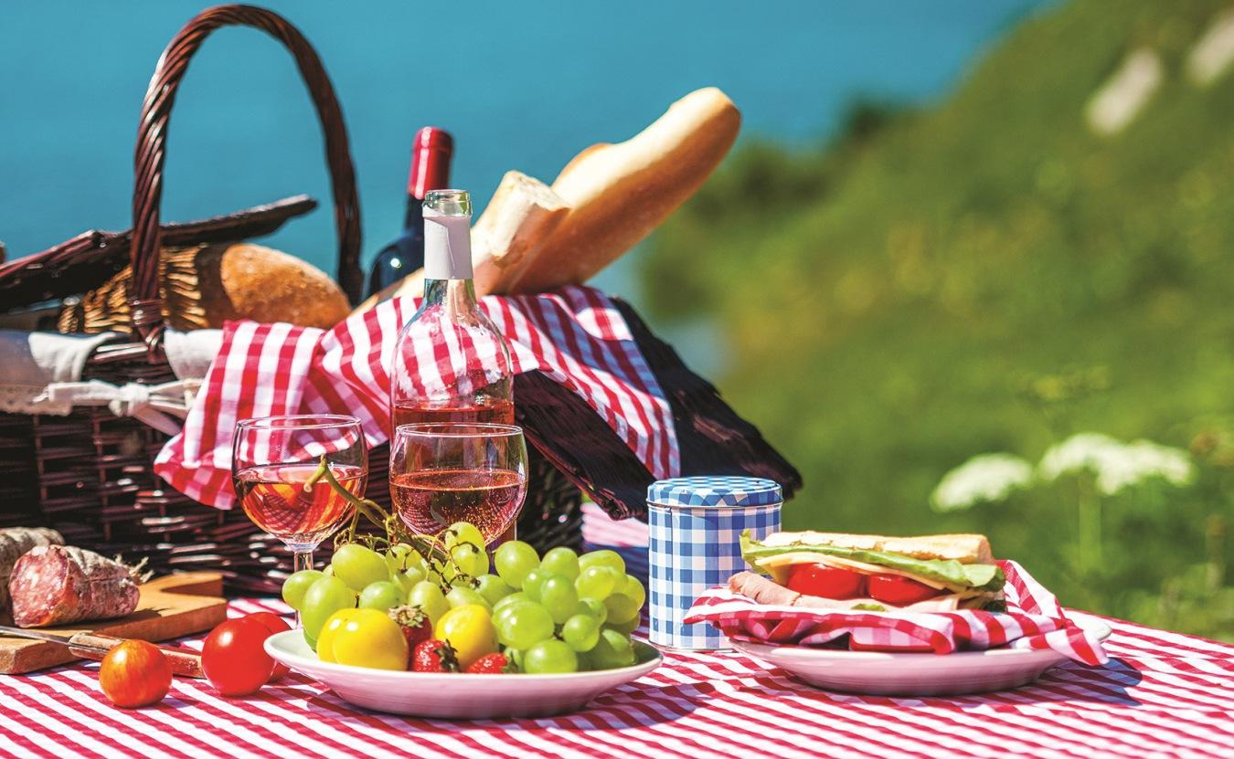 как сделать пикник