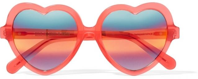 Модные солнцезащитные очки лета 2016 зеркальные линзы