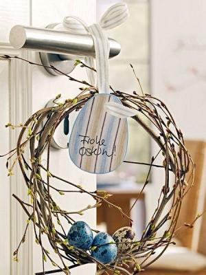 Пасха: как красиво украсить дом к празднику – идеи декора - фото №15