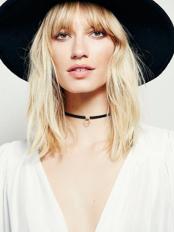 Чокеры: как носить, чтобы не укорачивать шею